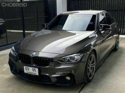 2014 BMW 320i 2.0 M Sport รถเก๋ง 4 ประตู รถบ้านแท้