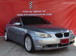 2007 BMW 525i 2.4 SE รถเก๋ง 4 ประตู รถสวย