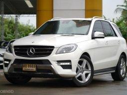 2014 Mercedes-Benz ML250 CDI AMG 2.1 Sports 4WD SUV ออกรถฟรี