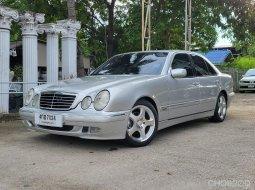 2001 Mercedes-Benz E200 Kompressor 2 รถเก๋ง 4 ประตู