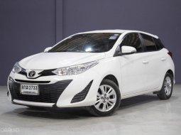 2018 Toyota YARIS 1.2 E รถเก๋ง 5 ประตู ฟรีดาวน์