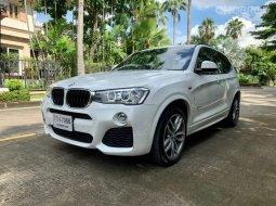 2018 BMW X3 2.0 xDrive20d M Sport รถสภาพดี มีประกัน