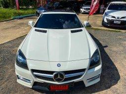 2012 Mercedes-Benz SLK200 2.0 AMG Dynamic รถเปิดประทุน