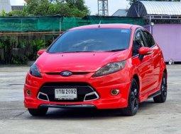 ขายรถมือสอง FORD Fiesta 1.5S Sports ท็อปสุดปี 2013