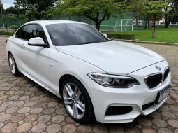 2015 BMW 218i coupe M Sport F22 Top