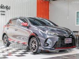 🔥ฟรีทุกค่าดำเนินการ🔥 Toyota YARIS 1.2 Sport ปี2021 รถเก๋ง 5 ประตู