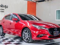 🔥ฟรีทุกค่าดำเนินการ🔥 Mazda 3 2.0 S Sports ปี2018 รถเก๋ง 5 ประตู