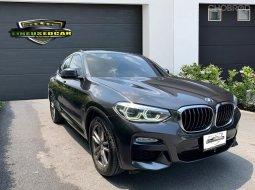 2019 BMW X4 xDrive20d M Sport (G02) เลขไมล์ 22,000 km. BSI หมด เดือน 7/2024