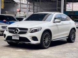 2018 Mercedes-Benz GLC250 2.1 d 4MATIC AMG Plus 4WD SUV ดาวน์ 0%