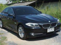 รถบ้าน2012 BMW 520i 2 รถเก๋ง 4 ประตู ดาวน์ 0%