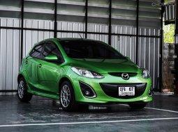 2011 Mazda 2 1.5 Spirit Sports รถเก๋ง 5 ประตู รถบ้านมือเดียว