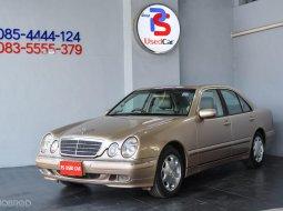 ขายรถ Mercedes-Benz E200 KOMPRESSOR ปี 2002