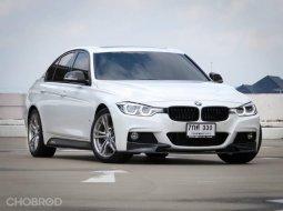 2018 BMW 330E 2.0 M Sport รถเก๋ง 4 ประตู ขาย
