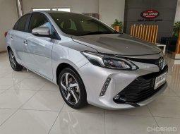 2019 Toyota VIOS 1.5 High รถเก๋ง 4 ประตู รถสภาพดี รับประกัน ดาวน์8,000