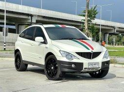 2010 Ssangyong Actyon 2.0 SUV  รถสวย น่าใช้มากๆ