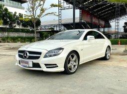 ขายรถ Mercedes-Benz CLS 250 CDI (W218) ปี 2011