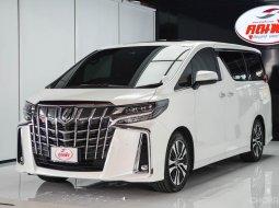 ขายรถ Toyota Alphard 2.5 SC เบนซิน ปี 2018