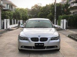 2006 BMW 525i 2.4 รถเก๋ง 4 ประตู ออกรถง่าย