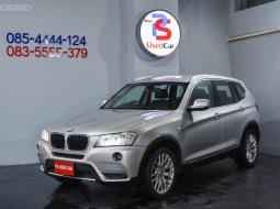 ขายรถ BMW X3 Xdrive20d 2.0 4WD ปี 2013