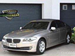 2011 BMW 523i F10 รถออกศูนย์ BMW THAILAND เทคโนโลยีใหม่ ประหยัดน้ำมัน