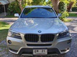 2014 BMW X3 รถเก๋ง 5 ประตู