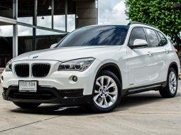 ซื้อด่วน!! รถบ้าน สภาพนางฟ้า 2013 BMW X1 2.0 sDrive18i