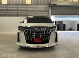 2020 Toyota ALPHARD 2.5 Executive Lounge HYBRID E-Four 4WD รถตู้/MPV