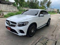 2018 Mercedes-Benz GLC250 2.0 4MATIC AMG Plus 4WD รถเก๋ง 4 ประตู