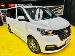 2019 Hyundai Grand Starex 2.5 VIP รถตู้/MPV รถบ้านมือเดียว