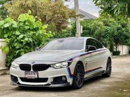 2018 BMW 430i 2.0 M Sport รถเก๋ง 2 ประตู รถบ้านแท้