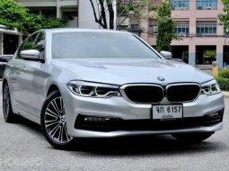 จองให้ทัน  BMW 520d Sport Line 2018 รถศูนย์ BSI เหลือยาววิ่งน้อยสวยจัด