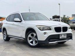 รถบ้านเเท้ BMW X1 E84 เข้าศูนย์ BMW พระราม4ทุก 10,000 โล