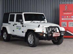 2014 Jeep Wrangler 2.8 Unlimited CRD 4WD SUV รถบ้านมือเดียว