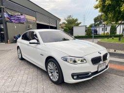 2014 BMW 528i 2.0 Luxury รถเก๋ง 4 ประตู รถบ้านแท้