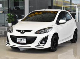 2012 Mazda 2 1.5 Spirit Sports รถเก๋ง 5 ประตู ออกรถ 0 บาท รถบ้านแท้ๆเหลา