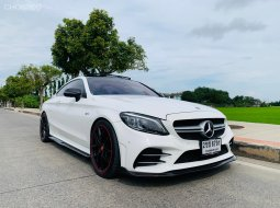 MERCEDES BENZ C43 COUPE AMG FACELIFT 4MATIC 2019