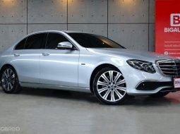 2018 Mercedes-Benz E350 2.0 W213 e Exclusive รถศูนย์ Benz TH เครื่องยนต์เบนซินครับ P8279