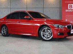 2016 BMW 330i 2.0 F30 M Sport Model LCI ไมล์แท้ 54,947 ในประเทศไทยมี 20 คันครับ P4320