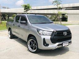 ออกรถฟรี ไม่ต้องดาวน์  Toyota Revo 2.4 Entry Double Cab ปี 2020 2หมื่น กม.แท้