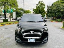 2018 Hyundai H-1 2.5 Deluxe (MNC) รถตู้/VAN รถบ้านแท้