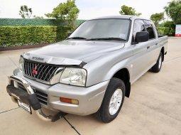 สวยยย  สภาพนี้  2001 Mitsubishi Strada 2.8 GLX รถกระบะ