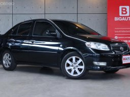 2003 Toyota Vios 1.5 S Sporty Sedan AT op ที่สุดของ Vios Modelนี้ วิ่งเฉลี่ยต่อปีเพียง 8,XXX KMB3292