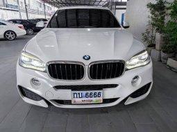 2016 BMW X6 3.0 xDrive30d 4WD รถเก๋ง 5 ประตู รถสวย