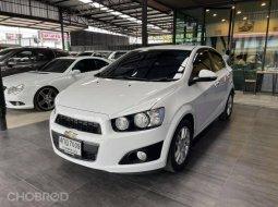 2015 Chevrolet Sonic 1.6 LTZ รถเก๋ง 4 ประตู