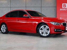 2014 BMW 320d 2.0 F30 Sport Sedan AT เครื่องดีเซล Option Top สภาพโดยรวมเรียบร้อยเหมือนใหม่ B166/4848