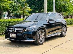 2019 Mercedes-Benz GLC250 2.1 d 4MATIC AMG Dynamic 4WD รถเก๋ง 5 ประตู ออกรถง่าย