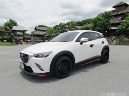 2018 Mazda CX-3 2.0 C รถเก๋ง 5 ประตู  A/T รถสวย
