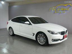 BMW 320D GT LUXURY F34 2019 สีขาว A ดีเซล