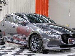🔥ฟรีทุกค่าดำเนินการ🔥  Mazda 2 1.3 S LEATHER ปี2020 รถเก๋ง 5 ประตู
