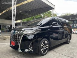 2020 Toyota ALPHARD 2.5 HYBRID SR E-Four Welcab 4WD รถตู้/MPV รถบ้านมือเดียว